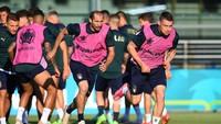 Italia Vs Swiss: Ditanya Soal Rotasi, Ini Jawaban Mancini