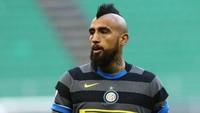 Vidal Mau Tinggalkan Inter Milan demi Main di Meksiko?