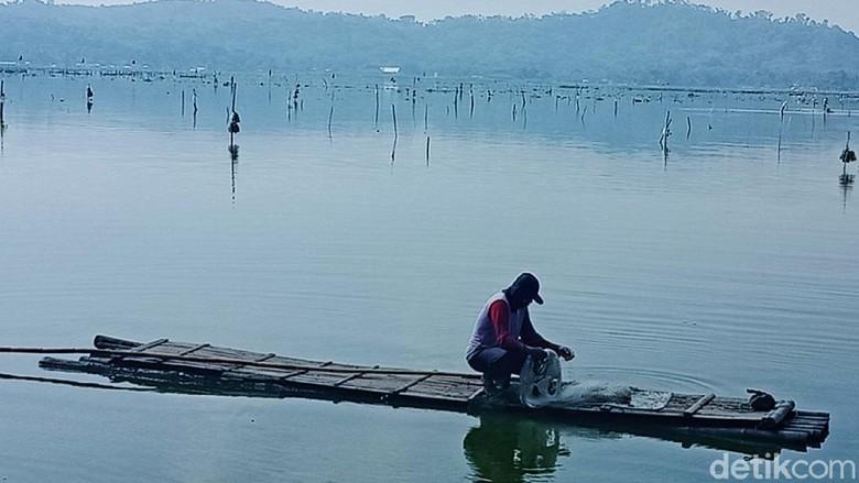 Warga Rawa Jombor Klaten tolak revitalisasi