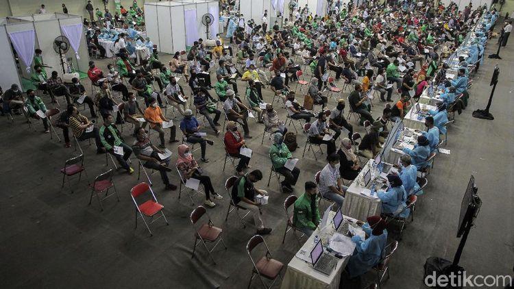 Yogyakarta Gencar Vaksinasi Warga di Tengah Melonjaknya Kasus Corona