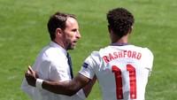 Rashford Tak Masalah Tak Jadi Pilihan Utama di Euro 2020