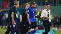 Chiellini Jadi Korban Kemenangan Italia atas Swiss