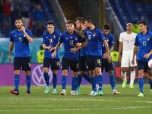 Italia Vs Wales: Gli Azzurri Tetap Buru Kemenangan