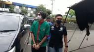 Momen Anji Usai Jalani Asesmen di BNNP DKI, Tangan Terborgol