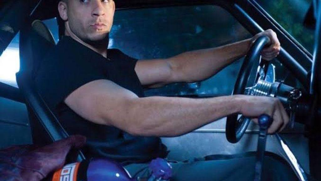 Kocak! Meme Dom Toretto Fast and Furios, Adu Kuat sama Thanos Bawa-bawa Keluarga