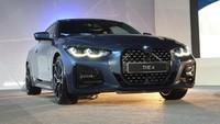 Lihat Lebih Dekat BMW Seri 4 yang Tampil Gahar dengan Grill Super Besar