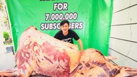 Bobon Santoso Masak Daging Kuda, Picu Pro Kontra Netizen