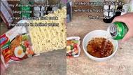 Bikin Indomie Goreng Pakai Minuman Soda, Bule Ini Dinyinyirin Netizen Indonesia