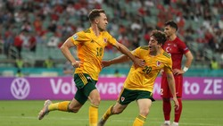 Euro 2020: Wales dan Denmark Sama-sama Jaga Mimpi Tinggi