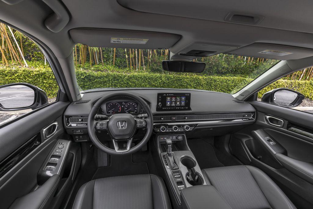 Honda Civic Generasi 11