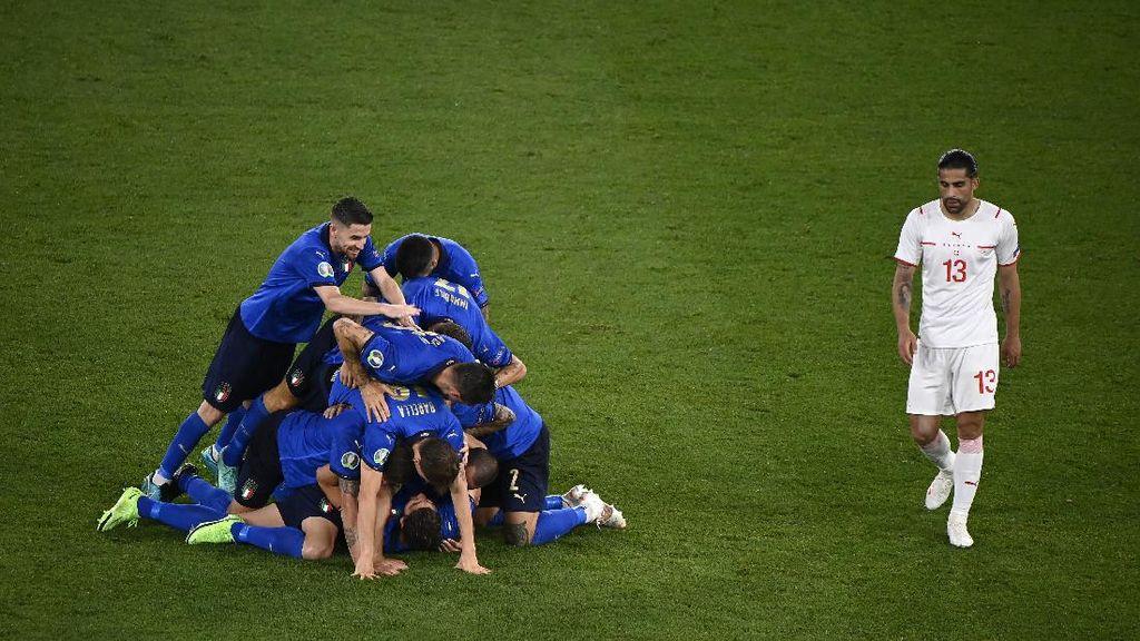 Mancini Yakin Italia Punya Modal Menangi Euro 2020