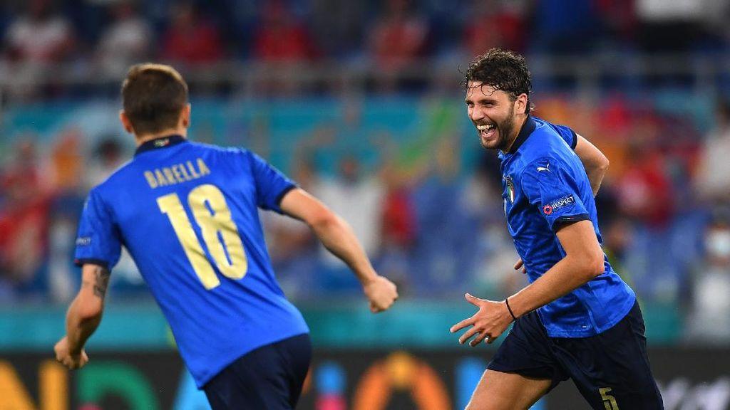 Italia yang Terus Berlari dan Berlari