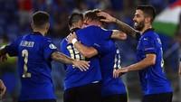 Cuaca Italia Panas, Gli Azzurri Makin Ganas