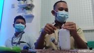 Top! Karyawan RS Bikin Alat Cuci Tangan Tanpa Sentuh dari Barang Bekas