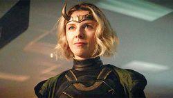 Profil Lady Loki Versi Perempuan Sang Dewa Penipu