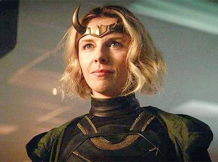 Lady Loki dalam series Loki