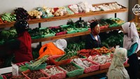 Mantan Bos Rongsokan Beromzet Rp 700 Juta Kini Alih Profesi Jadi Tukang Sayur