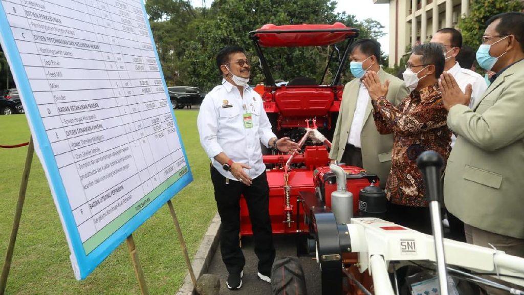 Kementan Beri Dukungan Senilai Rp8,06 M untuk Program Pertanian UGM