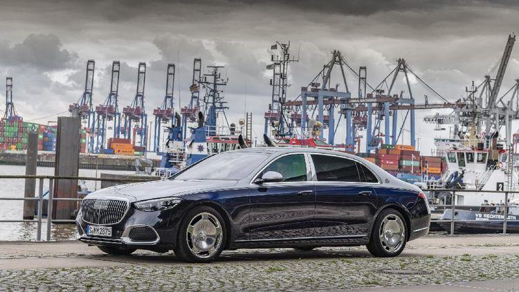 Ini Mobil Para Sultan dari Mercedes, Maybach S-Class Terbaru