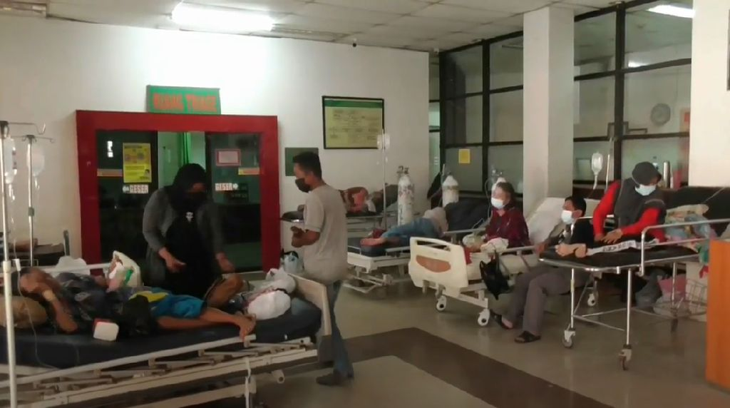 Minim Nakes, Puluhan Pasien Corona di Subang Tertahan di IGD