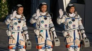 Larangan Amerika di Balik Terbangnya 3 Astronaut China