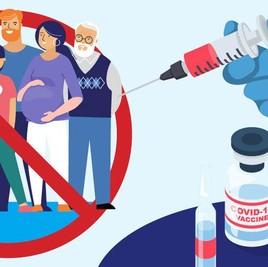 Siapa Saja yang Tidak Boleh Diberi Vaksin COVID-19?