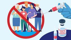 Simak, Ini Daftar Orang yang Tidak Boleh Diberi Vaksin COVID-19