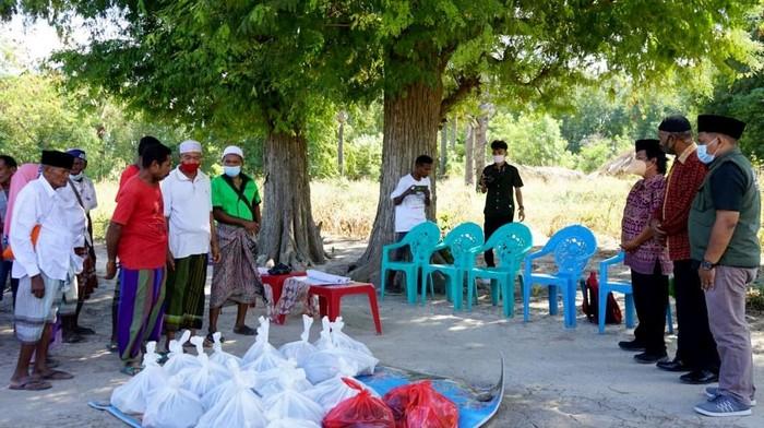 Pengurus Pusat (PP) NU Care-LAZISNU kembali menyalurkan bantuan untuk membantu warga terdampak bencana siklon tropis Seroja di Nusa Tenggara Timur (NTT).
