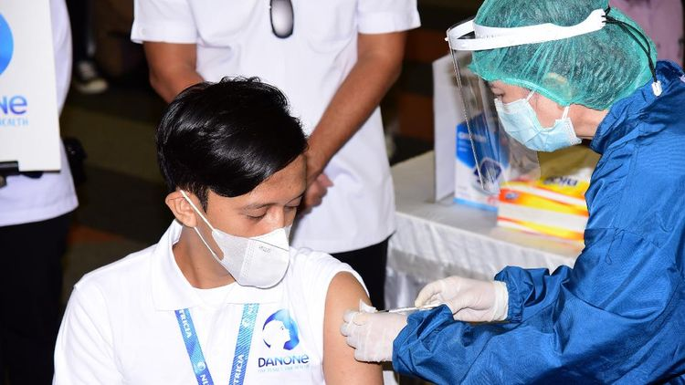 Percepatan Vaksinasi Dikebut Demi Pemulihan Ekonomi