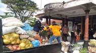 Petani Selo Boyolali Kirim 1,5 Ton Sayur untuk Pasien Corona yang Isoman