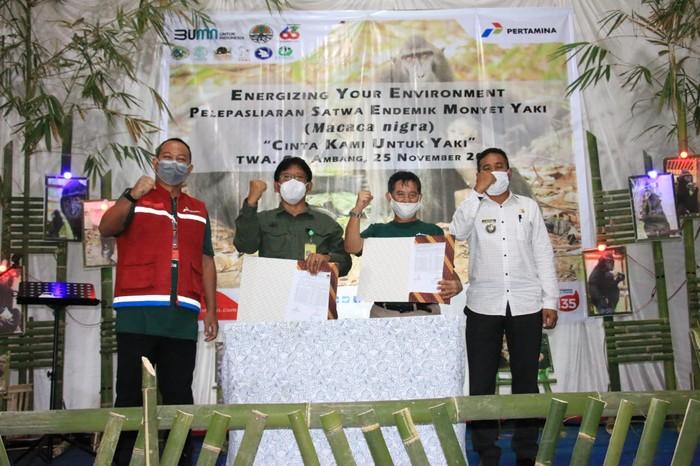 PT Pertamina (Persero) terus memperkuat 4 pilar program Corporate Social Responsibility (CSR) atau Tanggung Jawab Sosial dan Lingkungan (TJSL).