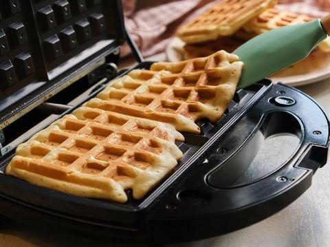 Resep Waffle Belgia