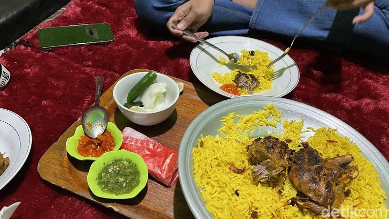 Restoran arab Magadir di Cipanas, Cianjur