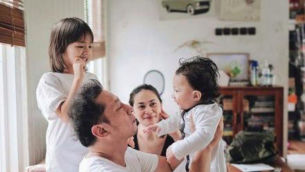 Ringgo Agus Rahman Sembuh dari Corona, Kembali Peluk Keluarga