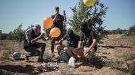 Serangan Balon Api Terus Dikirim ke Israel