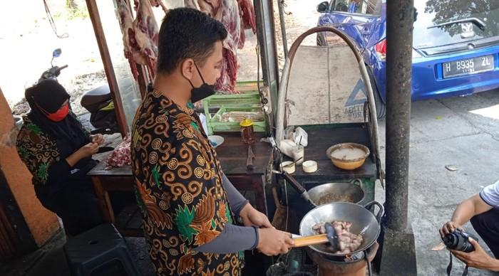 Penjual Kuliner Butuh 750 Ekor Kambing Tiap Hari, Stok Kambing di Bantul Menipis