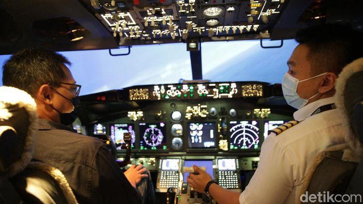 Upaya Persiapkan Pilot dengan Kompetensi Industri
