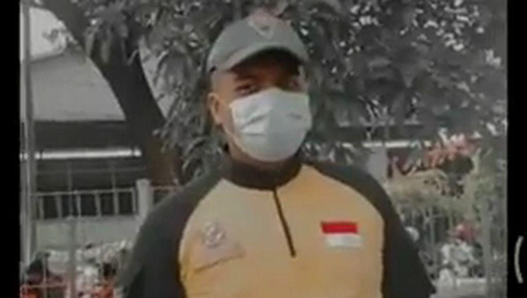 Viral Video Pemotor Pertanyakan Hasil Swab Petugas Penyekatan Suramadu