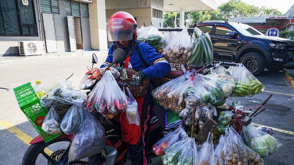 Viral Disepelekan Camer, Penghasilan Pedagang Sayur Bikin Geleng-geleng