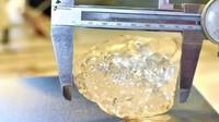 Batu Berlian Terbesar Ketiga Dunia Ditemukan