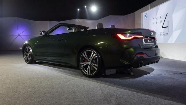 BMW Seri 4 resmi meluncur di Indonesia (17/6/2021)