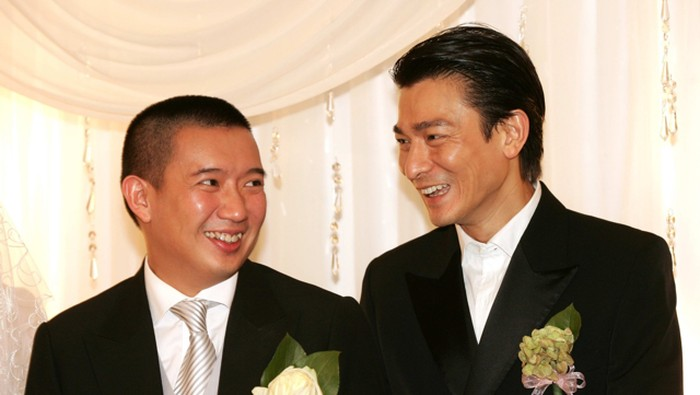 Chapman To dan Andy Lau