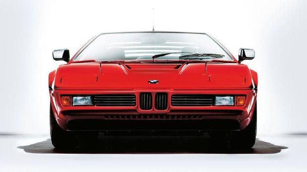 Desain kidney grill BMW dari masa ke masa