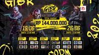 Dukung Tim Indonesia Di Tunamen Call of Duty: Mobile GiBR 2021