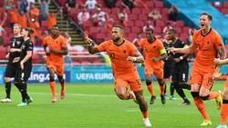 Belanda Vs Austria, Menang 2-0, De Oranje ke 16 Besar Euro 2020