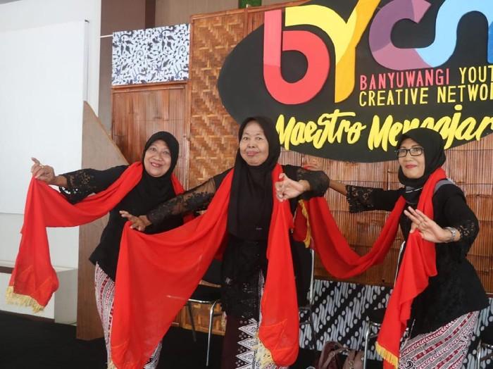 event Festival Banyuwangi Youth Creative Network (BYCN)