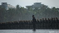 Foto: Apel Pengetatan PPKM Mikro di Jakarta