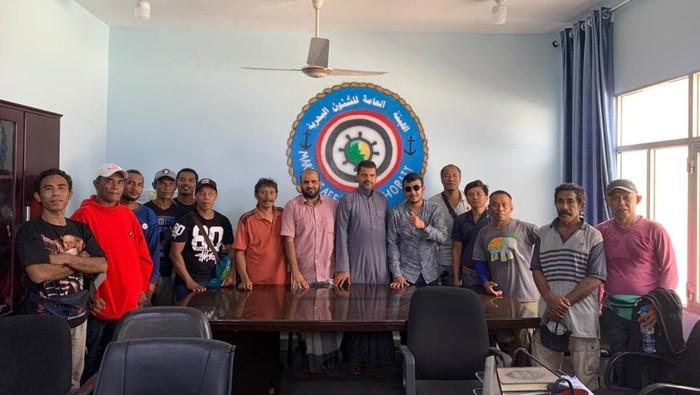 KBRI Muscat bantu 12 ABK WNI pulang ke Indonesia (Istimewa)