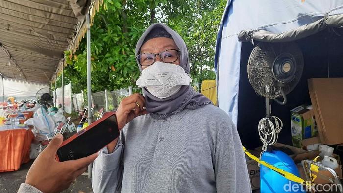 Kepala Dinas Kesehatan Surabaya, Febria Rachmanita