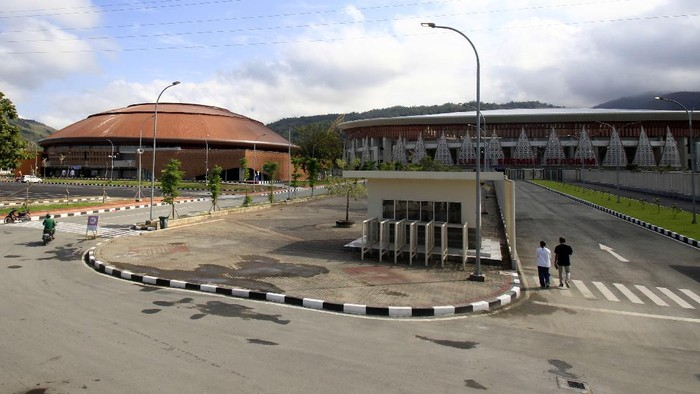 PON XX Papua rencananya akan digelar pada Oktober 2021 mendatang. Beragam persiapan pun dilakukan di venue yang bakal jadi tempat sejumlah cabor dipertandingkan